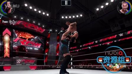 WWE 2K15_预告片