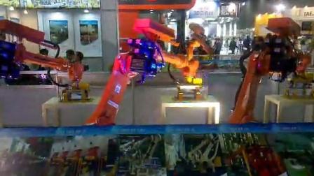 【展会视频】2012年韩国展会