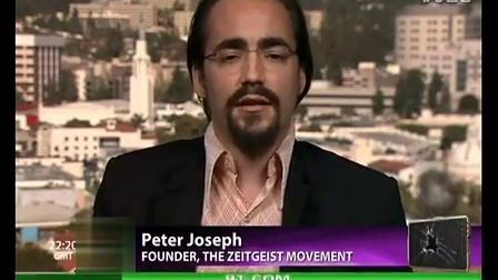 Zeitgeist Revolution   Interview with Peter Joseph