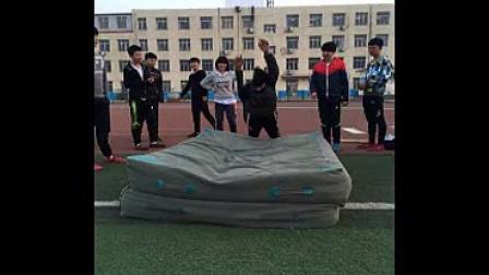 2015海阳体育特长生训练记录