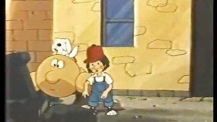 80年代经典怀旧动画--奔奔车/笨笨车 05(国语版)