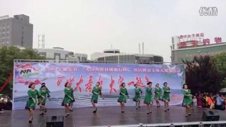 和谐阳光姐妹广场舞