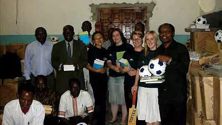 READ International Tanzania - Bedfordshire 2006-2007