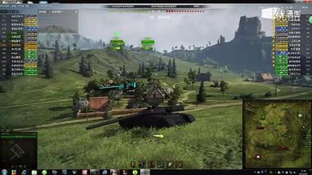 【坦克世界】黑鹰坦克亲临二战战场