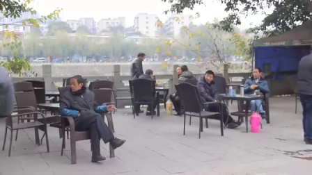 第九届新蕊杯参赛作品纪录片《活路》程广辉