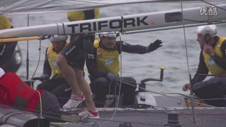 2015国际极限帆船系列赛青岛站大片放送