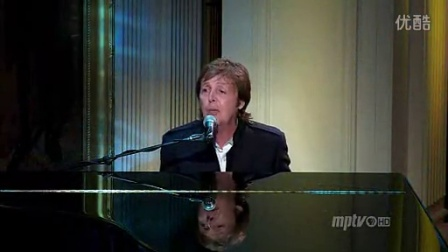 Paul Mccartney - Let It Be -(In Performance At The White House 2010)