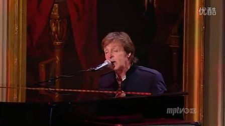 Paul Mccartney - Hey Jude -(In Performance At The White House 2010)