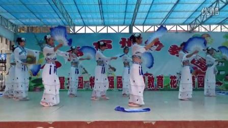 解集小精灵幼儿园幼师风采之舞蹈青花瓷