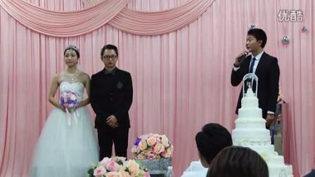品悦司仪联盟 张斌 粤语开场2