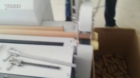 Testing paper core cutter in Xiamen city