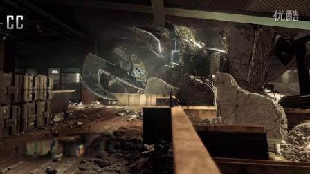 VFX Breakdown - Collapse