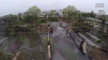 20150512認識家園系列- 台中 - 葫蘆墩公園 空拍 空中攝影 4K 亞拓M470 空攝