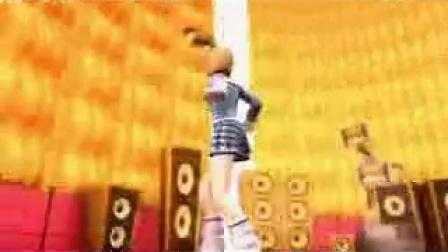 PSP劲舞团