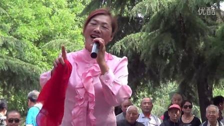 20150517英雄山豫剧团马金凤演抬花轿一二六