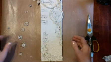 Elongated Steampunk Canvas Tutorial