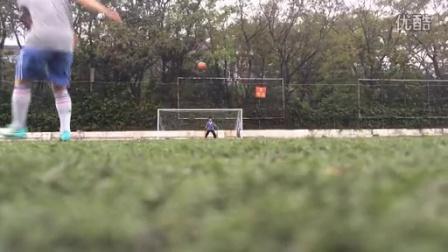 第一次拍任意球不清楚