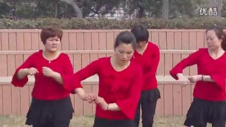 007汤头街道沙汀美菊健身广场舞-爱只是传说_高清