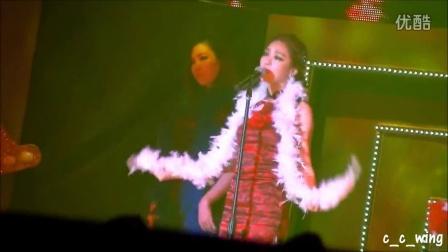 王霏霏 solo  女人花   Miss A Fan Party in HK