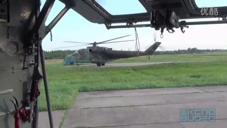 Ka-52 and Mi-24