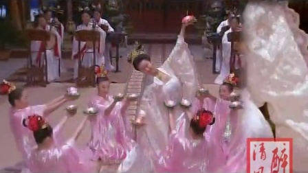 【清风说事】古装美女舞蹈 香妃蝴蝶 杏仙 玉兔 貂蝉陈好 甄嬛惊鸿舞 章子怡