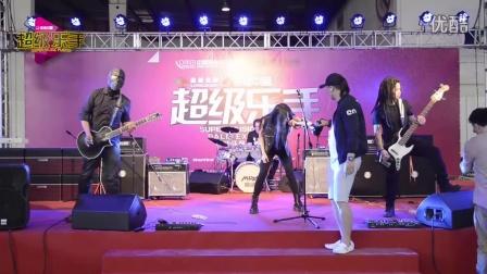 吉他中国超级乐手之圣殿骑士乐队