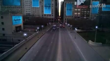 建筑城市广告