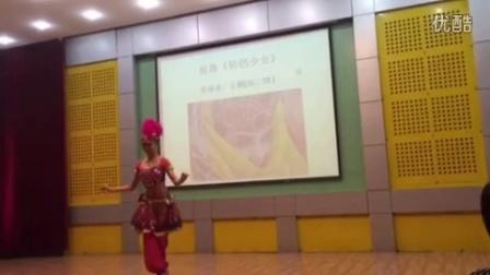 独舞 表演者 王鹏 《铃铛少女》
