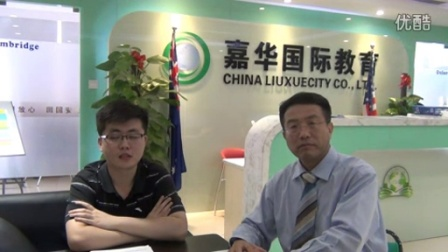 Liu Luyang 分享经验