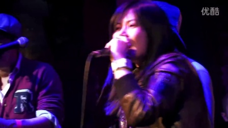 """""""Postcards"""" Live @ Holla For Japan [Magnetic North & Taiyo Na]"""