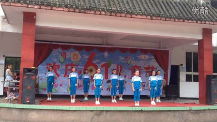 三江小学六年级手语操《阳光总在风雨后》