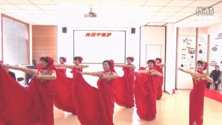 共圆中国梦(西祠《大众百花园》三周年版庆文艺汇演)