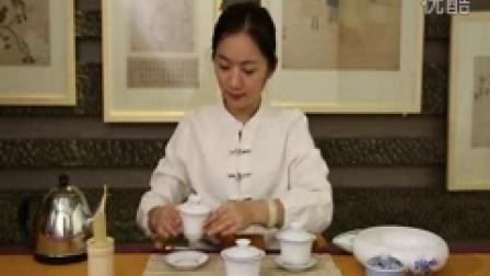 茉莉花茶  茶艺演示 三千茶农  茶叶加盟品牌