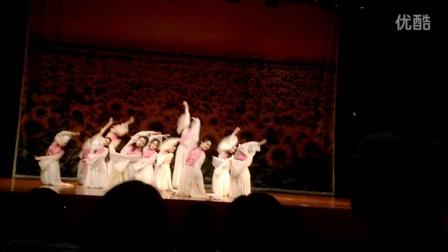 20150528 山东财经大学舞蹈大赛决赛 兰陵王入阵曲