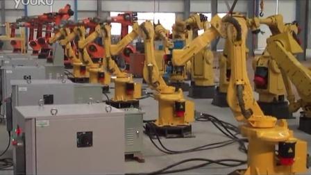 佛山固高自动化研发——6R机器人生产线