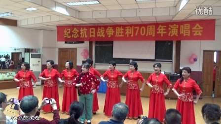 红灯记选段 京剧做人要做这样的人 (纪念抗日战争胜利70周年演唱会)