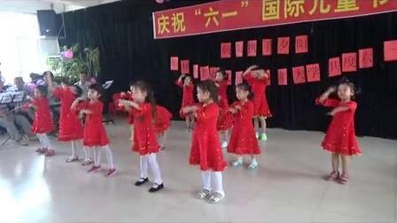儿童舞蹈《巴啦啦小魔仙》