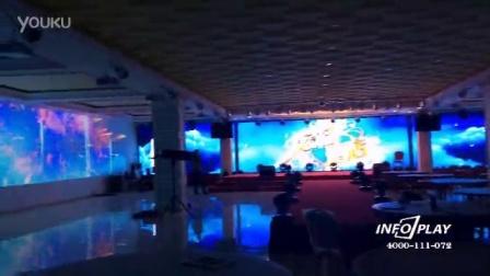 INFOPLAY LED与投影宴会厅融合技术