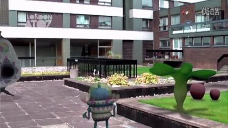 2011年上海电视节评委会格兰披治大奖3D动漫作品-伦敦A to Z