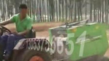 临沂费县最新小麦秸秆打捆机工作视频