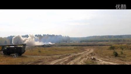 Russian Multiple launch rocket system-Smerch,Uragan,Tornado,Grad,Tos