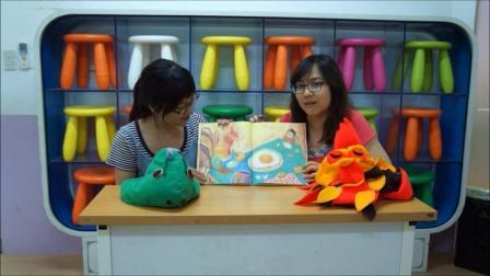 第四届「丰子恺儿童图画书奖」入围作品—作绘者介绍《没有公鸡怎么办》