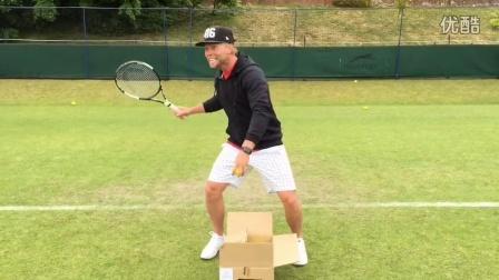 Wimbledon 2015 training -HD- #teamsafarova-HD