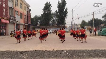 中国美;四德歌串烧;临清金郝庄中心广场舞