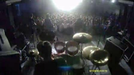 架子鼓-Agandrum-黑杰克乐队-微光音乐节-鼓手视角-阿甘drum
