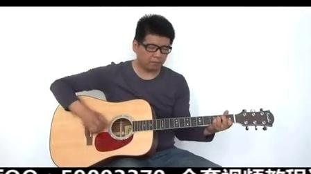 吉他教学入门 吉他弹唱入门 吉他唱歌教程