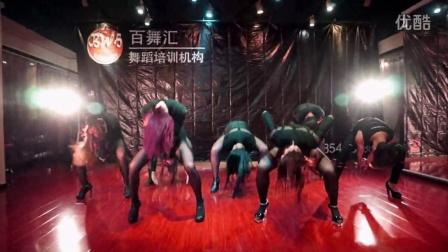 百舞汇 (品牌爵士) 韩舞 视频 15.06.27