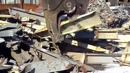 挖机液压剪拆车厂废铁厂专用18998369010