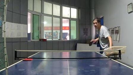 侧拐发球练习(2)