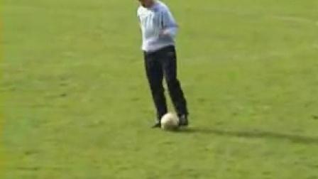 足球基础练习